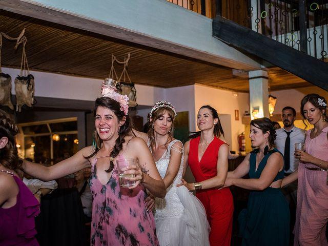 La boda de David y Silvia en Torrelodones, Madrid 139