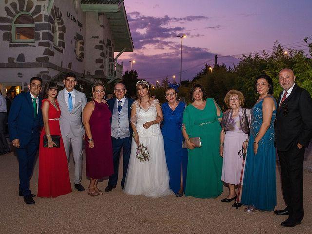 La boda de David y Silvia en Torrelodones, Madrid 91
