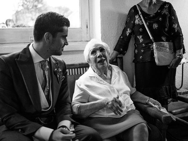 La boda de David y Silvia en Torrelodones, Madrid 136