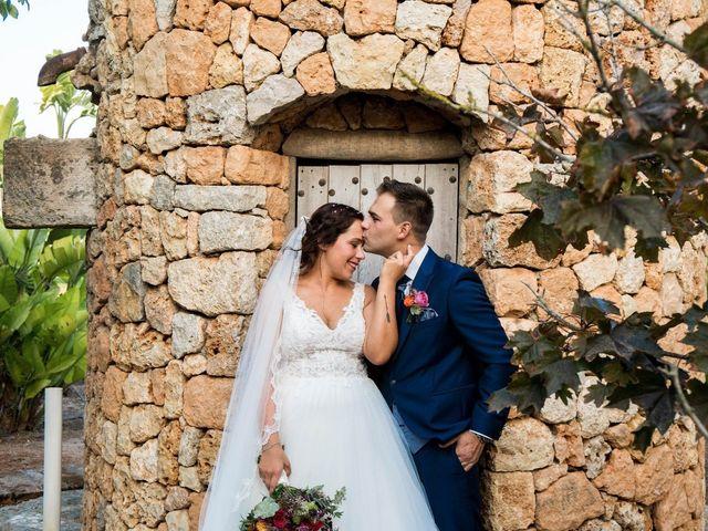 La boda de Javi y Mar en Inca, Islas Baleares 30
