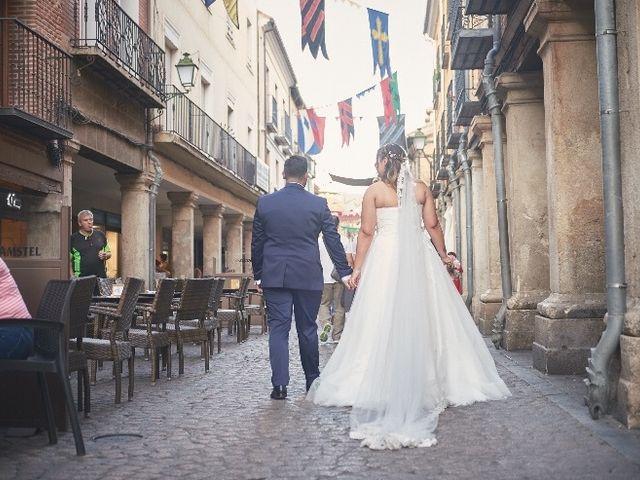 La boda de Fran y Lara en Alcalá De Henares, Madrid 29