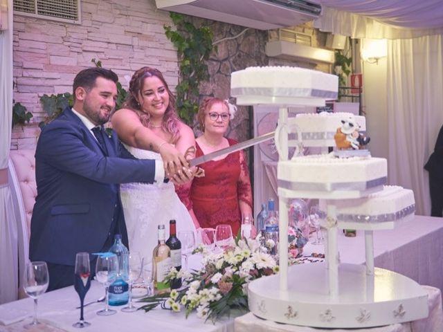 La boda de Fran y Lara en Alcalá De Henares, Madrid 38