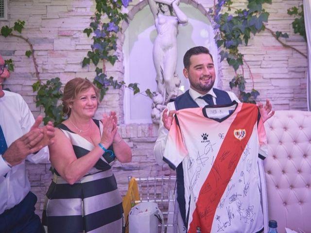La boda de Fran y Lara en Alcalá De Henares, Madrid 39