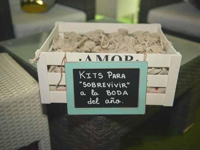 La boda de Fran y Lara en Alcalá De Henares, Madrid 48