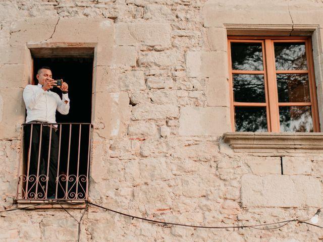 La boda de Toni y Lisseth en El Pont De Vilumara I Rocafort, Barcelona 4