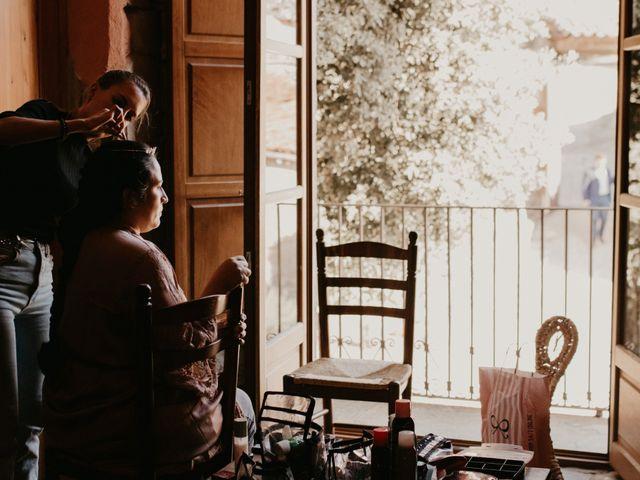 La boda de Toni y Lisseth en El Pont De Vilumara I Rocafort, Barcelona 13