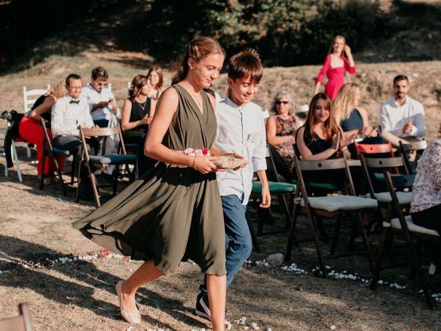 La boda de Toni y Lisseth en El Pont De Vilumara I Rocafort, Barcelona 20
