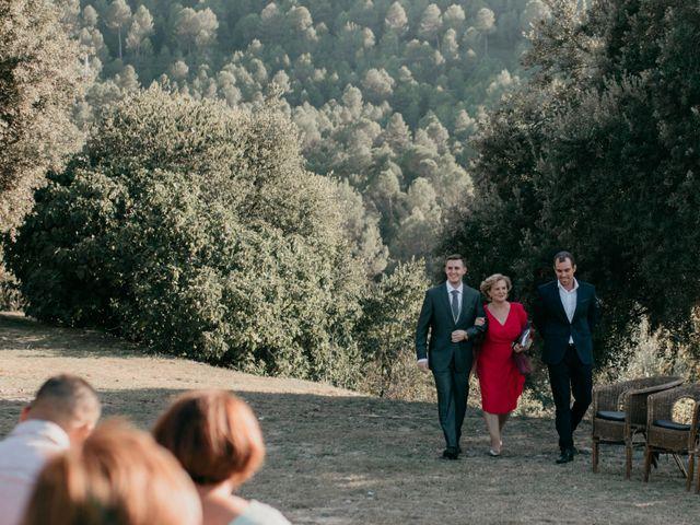 La boda de Toni y Lisseth en El Pont De Vilumara I Rocafort, Barcelona 21