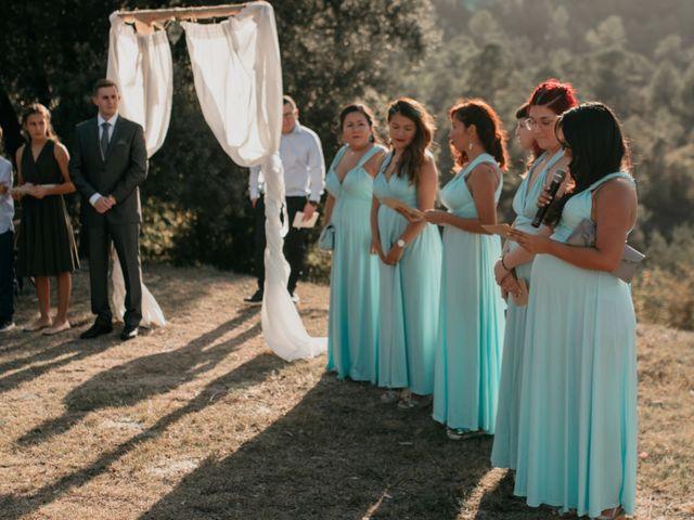 La boda de Toni y Lisseth en El Pont De Vilumara I Rocafort, Barcelona 23