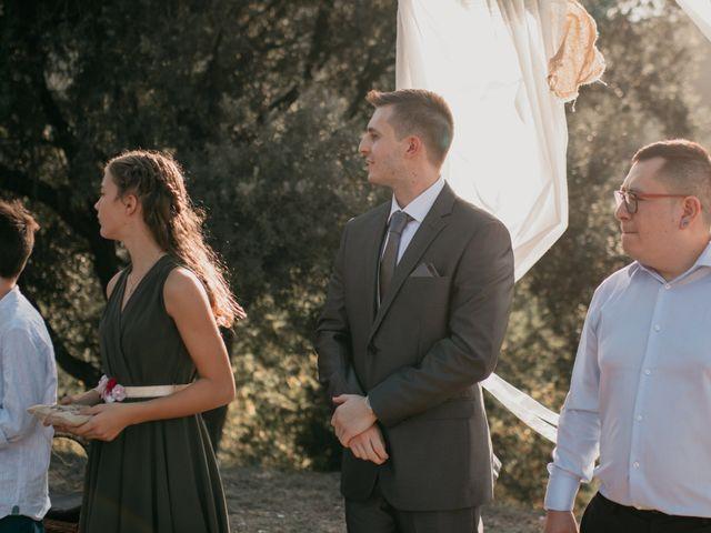 La boda de Toni y Lisseth en El Pont De Vilumara I Rocafort, Barcelona 26