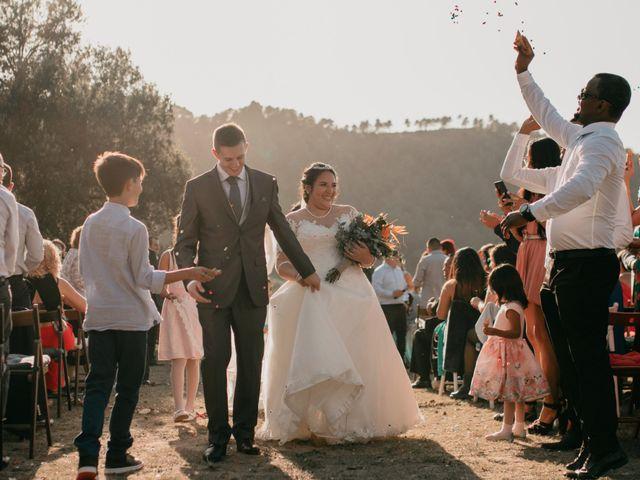 La boda de Toni y Lisseth en El Pont De Vilumara I Rocafort, Barcelona 1
