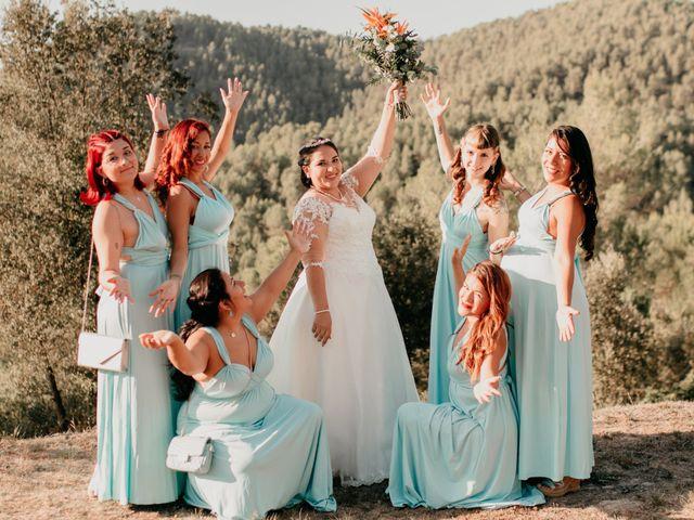 La boda de Toni y Lisseth en El Pont De Vilumara I Rocafort, Barcelona 39