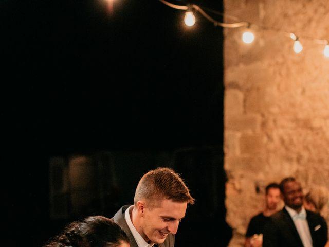 La boda de Toni y Lisseth en El Pont De Vilumara I Rocafort, Barcelona 64