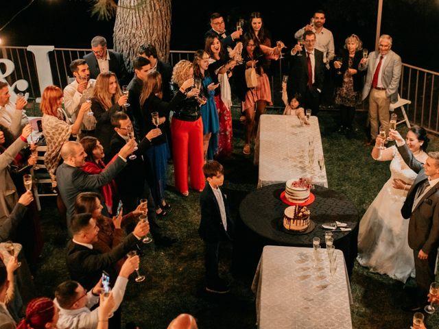 La boda de Toni y Lisseth en El Pont De Vilumara I Rocafort, Barcelona 68