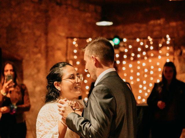 La boda de Toni y Lisseth en El Pont De Vilumara I Rocafort, Barcelona 69