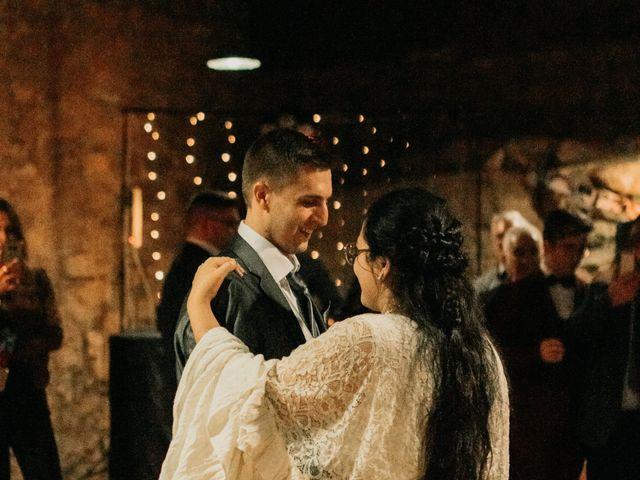 La boda de Toni y Lisseth en El Pont De Vilumara I Rocafort, Barcelona 70