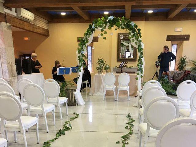 La boda de Pedro y Estefanía en Sotos De Sepulveda, Segovia 3