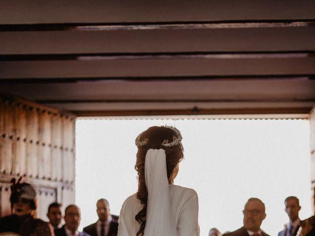 La boda de Cristian y Fatima en Consuegra, Toledo 14