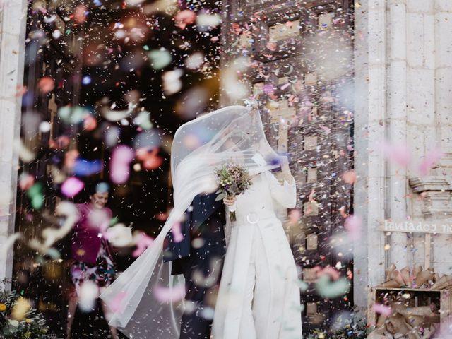 La boda de Cristian y Fatima en Consuegra, Toledo 16