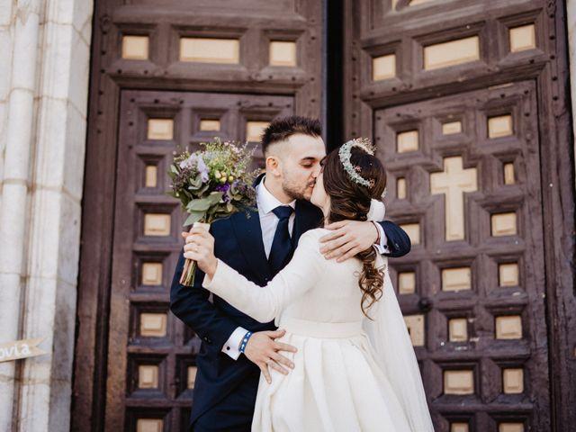 La boda de Fatima y Cristian