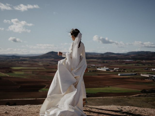 La boda de Cristian y Fatima en Consuegra, Toledo 2