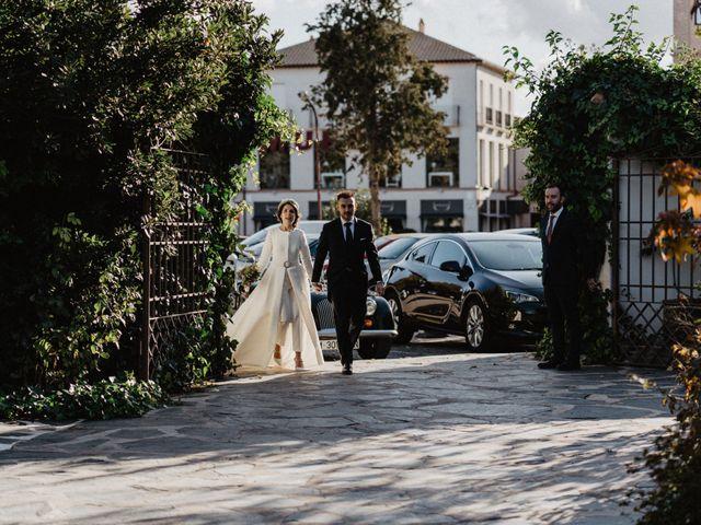 La boda de Cristian y Fatima en Consuegra, Toledo 31