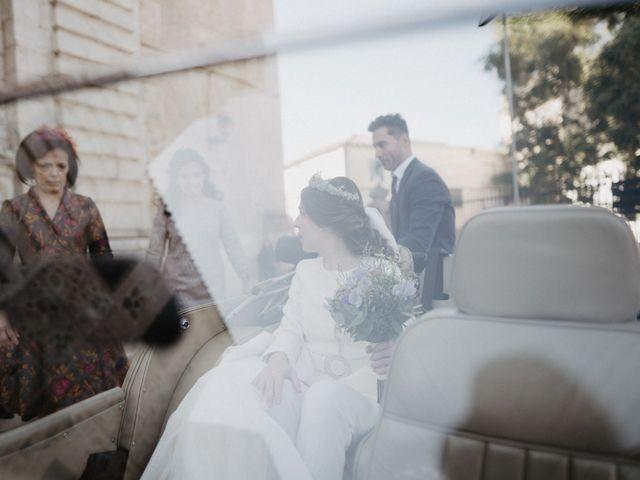 La boda de Cristian y Fatima en Consuegra, Toledo 22