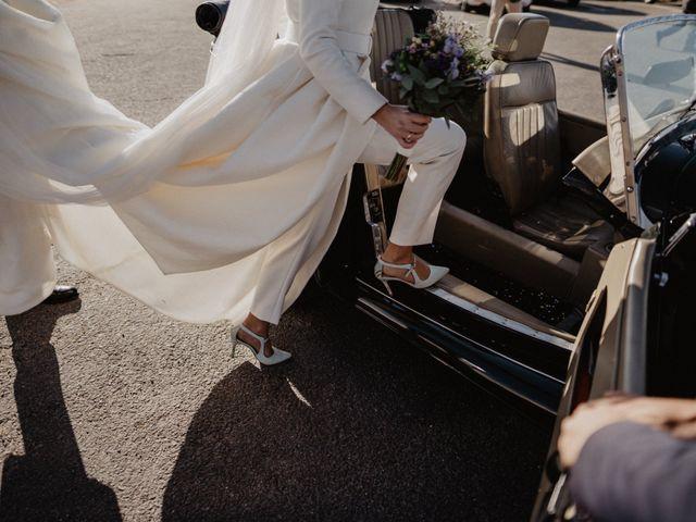 La boda de Cristian y Fatima en Consuegra, Toledo 26