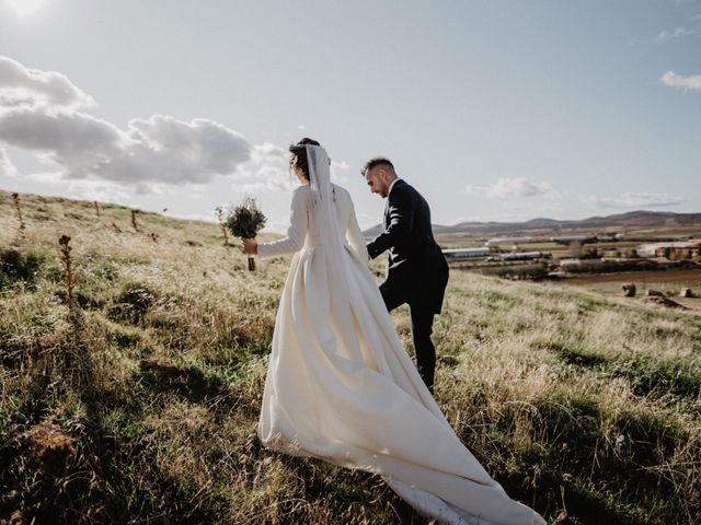 La boda de Cristian y Fatima en Consuegra, Toledo 27