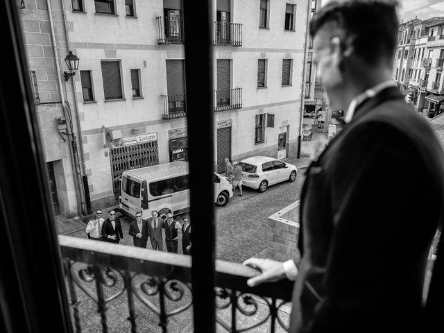 La boda de María y Geoff en Ávila, Ávila 10