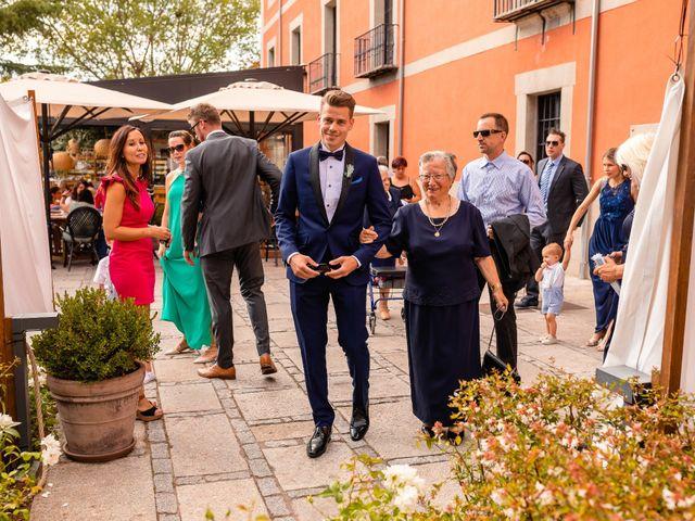 La boda de María y Geoff en Ávila, Ávila 30