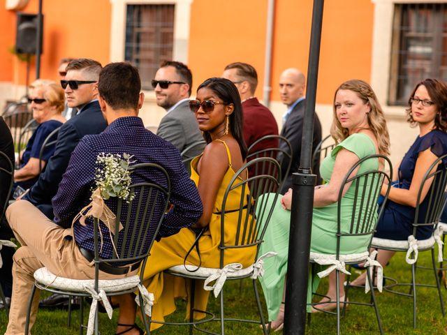 La boda de María y Geoff en Ávila, Ávila 34