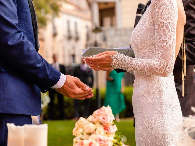 La boda de María y Geoff en Ávila, Ávila 46