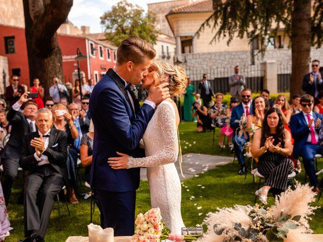 La boda de María y Geoff en Ávila, Ávila 47