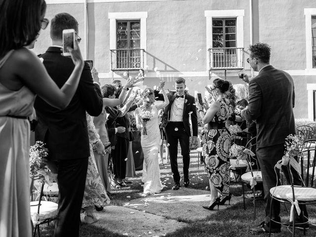 La boda de María y Geoff en Ávila, Ávila 48