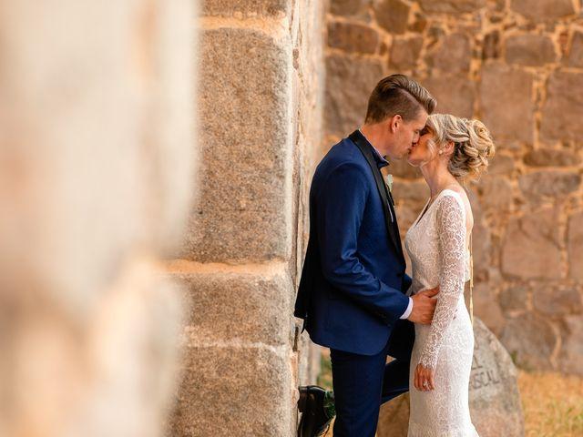 La boda de María y Geoff en Ávila, Ávila 52