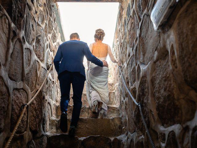 La boda de María y Geoff en Ávila, Ávila 55