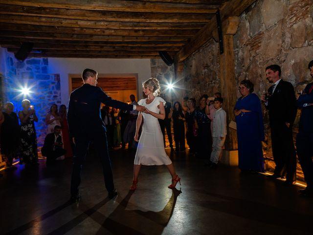 La boda de María y Geoff en Ávila, Ávila 77