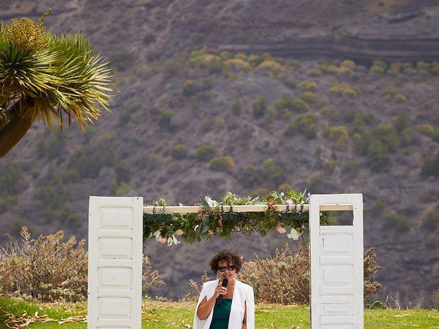La boda de Fran y Carla en Las Palmas De Gran Canaria, Las Palmas 7