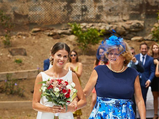 La boda de Fran y Carla en Las Palmas De Gran Canaria, Las Palmas 12