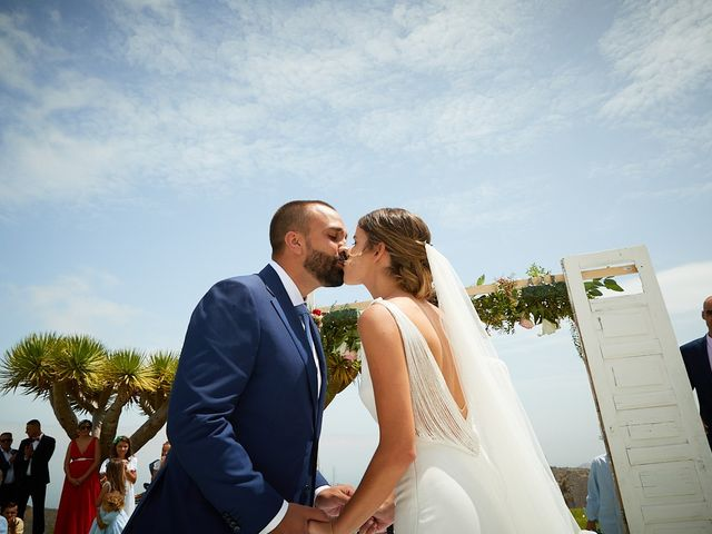La boda de Carla y Fran