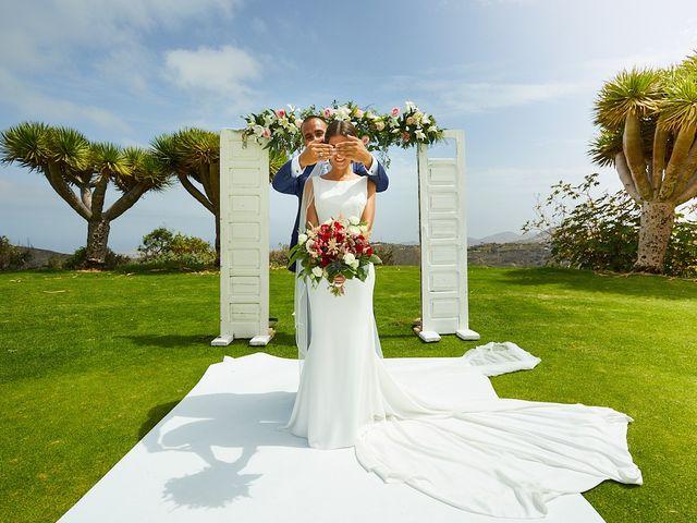 La boda de Fran y Carla en Las Palmas De Gran Canaria, Las Palmas 13