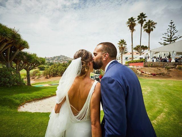La boda de Fran y Carla en Las Palmas De Gran Canaria, Las Palmas 16