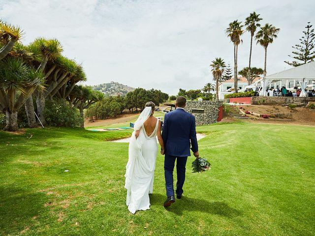 La boda de Fran y Carla en Las Palmas De Gran Canaria, Las Palmas 17