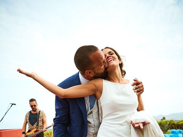 La boda de Fran y Carla en Las Palmas De Gran Canaria, Las Palmas 25