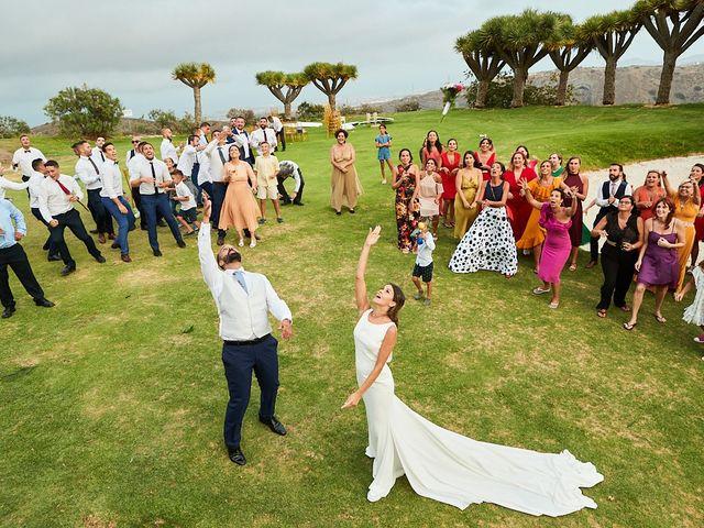 La boda de Fran y Carla en Las Palmas De Gran Canaria, Las Palmas 27