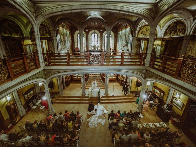 La boda de Cristina y Juan