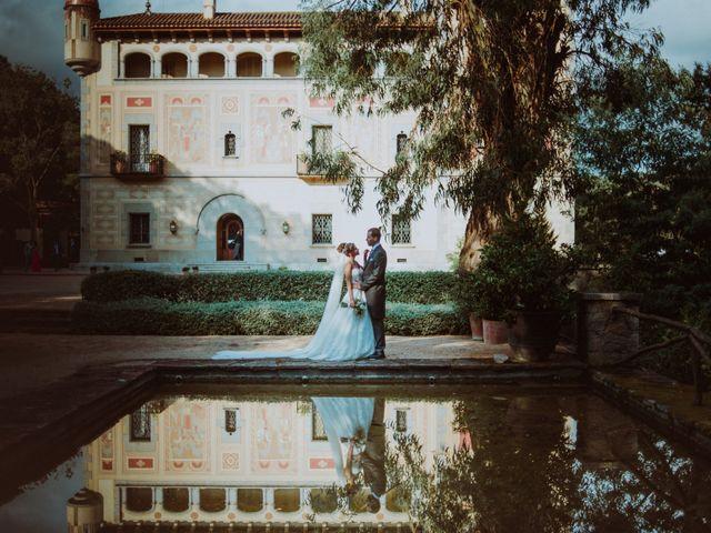 La boda de Juan y Cristina en Argentona, Barcelona 2