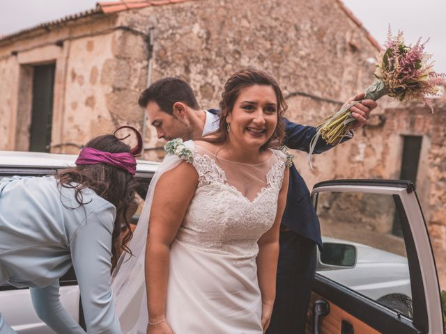 La boda de David  y Rebeca  en Cáceres, Cáceres 18