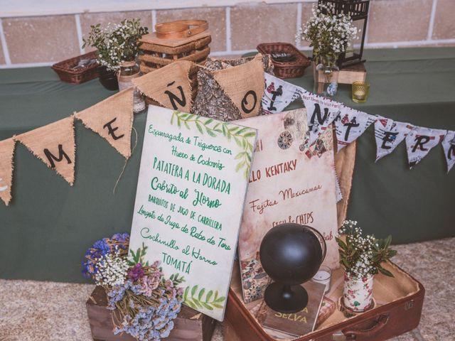 La boda de David  y Rebeca  en Cáceres, Cáceres 34